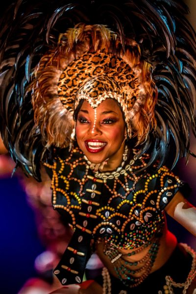 Le Cirque Phénix - Cirkafrika