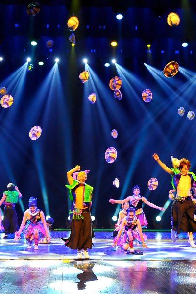 Le Cirque Phénix - Le Roi des Singes